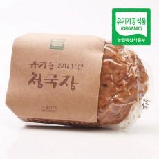 가을향기 유기농 청국장 150g