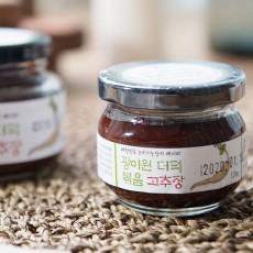 용문산 더덕 볶음 고추장 (120g)