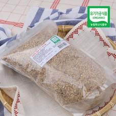 엿기름 (유기가공식품 인증) (800g)