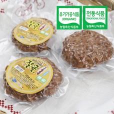 절골 유기농 청국장 (150g)